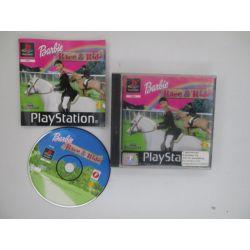 barbie race & ride  cd perfect