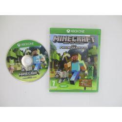 minecraft xbox one edition...