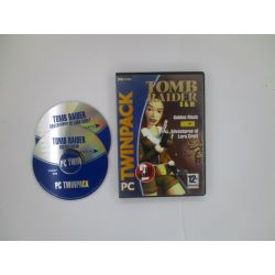 tombraider 2 & 3  mint