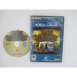 age of empires collector's...