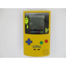 gameboy color console...