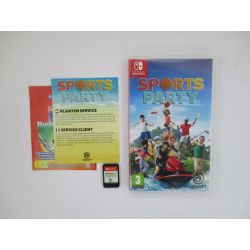 sports party  mint