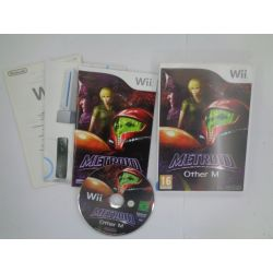 metroid other m  near mint
