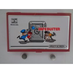 safebuster  near mint