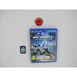 disney epic mickey 2 the...