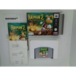rayman 2 the great escape...