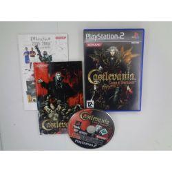 castlevania curse of...