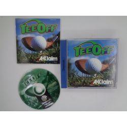 tee off  box damashed  cd...