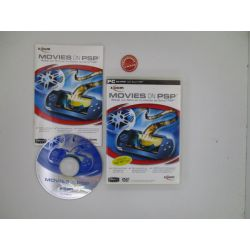 pc cd rom x-oom movies on psp