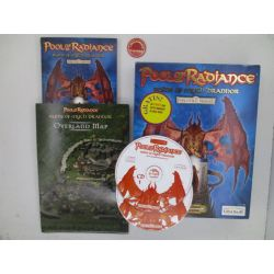 pool of radiance     near mint