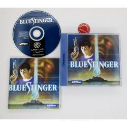 Blue Stinger  mint