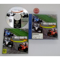 F1 World Grand Prix  mint