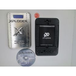 xploder for ps 2  metal box...