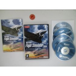 flight simulator 2004  mint