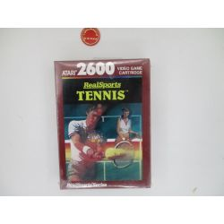 realsports tennis sealed