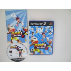 ape escape 2  near mint