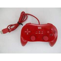 wii controller red