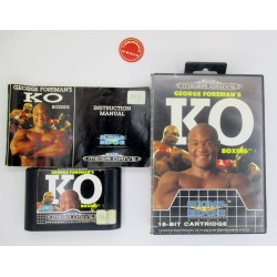 George Foreman's KO