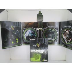 tom clancey's splintercell...