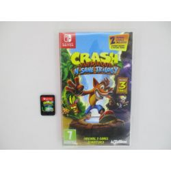 crash bandicoot n'sane...