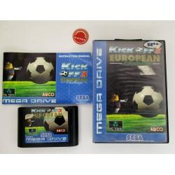 Kick Off 3 European Challenge