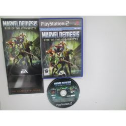 marvel nemesis: rise of the...