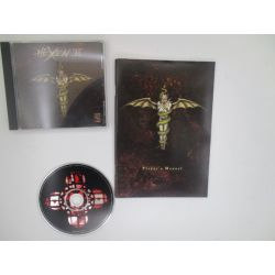 hexen 2 cd booklet perfect
