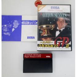 Ayrton Senna's Super Monaco...