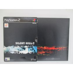 silent hill 2  near mint